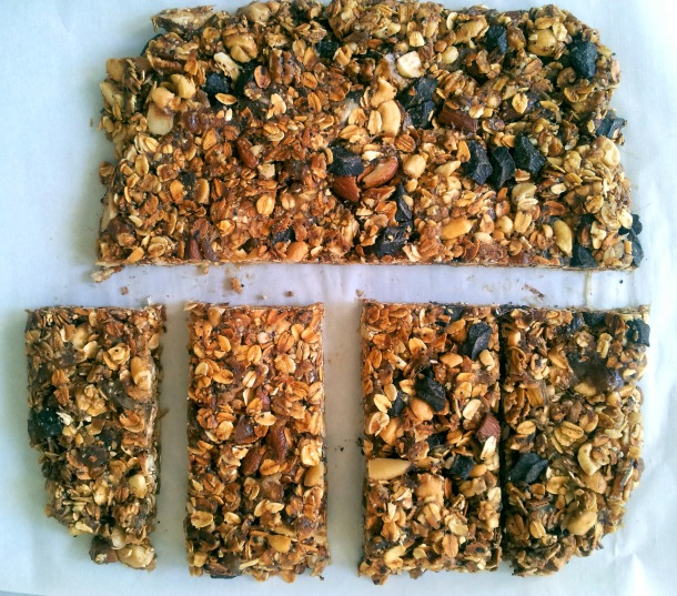 Granola Bar Rule of Halves
