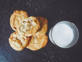 Recipe: Cupboard Clearout Chocolate Chip Cookies